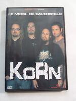 DVD Korn il in Metallo di Bakersfield