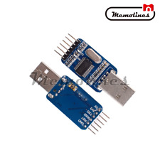 PL2303 USB To TTL Serial Upgrade Download Module 6Pin 500MA Adapter For Arduino