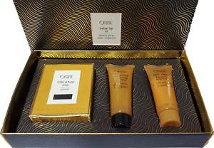 Oribe Lather Up Kit Soap Body Wash and Body Creme
