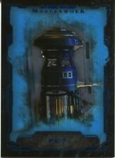 Star Wars Masterwork 2016 Blue Base Card #22 FX-7