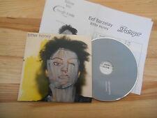 CD POP EDF barzelay-Bitter Honey (10 Song) Promo Fargo REC-presskit -