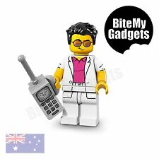 LEGO Minifigures 71018 - Series 17 - No.12 Yuppie - Brand New