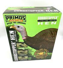 Primos Hunting Gobstopper Turkey Hen Decoy New Open Box 69065