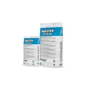 Master 20-20-20 MASTER 15-5-30 VALAGRO Concime fertilizzante idrosolubile 10 kg