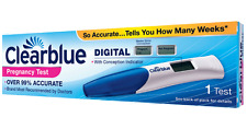CLEARBLUE DIGITAL PREGNANCY TEST X 2sets (DETECT EARLY PREGNANCY)