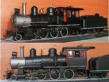 Spectrum On30- locomotiva a vapore Baldwin 4-6-0, supermodello, nuova! Art.28698