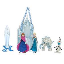 Disney Frozen Princess Elsa Mini Castle Play Set