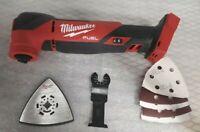 Milwaukee 2836-20 M18 FUEL BL Li-Ion Oscillating Multi-Tool (Tool Only)