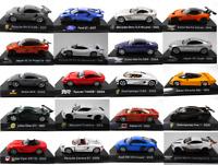 Lot de 20 Voitures de Sport 1/43 IXO Supercars Diecast Model car SL17