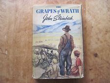 THE GRAPES OF WRATH by JOHN STEINBECK - FIRST EDITION - FIRST PRINTING 1939