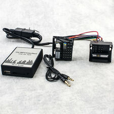 USB SD MP3 AUX Changeur CD adaptateur BMW Radio Professional Business 40 broches