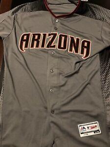 Arizona Diamondbacks Authentic 20th Aniversary Jersey- Size 48 Majestic