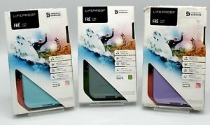 """New Waterproof Case by Lifeproof Fre for 5.8"""" Samsung Galaxy S9 Colors"""