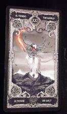 SEALED & BRAND NEW! XIII TAROT CARD ORACLE ELEGANT GOTHIC SHADOW SIDE OF FANTASY