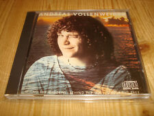 ANDREAS VOLLENWEIDER Behind The Gardens ORIG 1st CBS CD Made in Japan Like New
