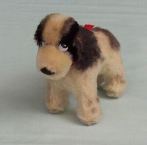 STEIFF Cockie Cocker Spaniel  Dog smaller size  Mohair Toy Germany