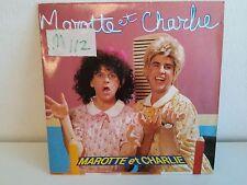 MAROTTE ET CHARLIE ( JACKY )873736 7