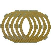 Motorcycle Clutch Plates for HONDA ATC CM DF TLR XL 200 TR XR 200 R TRX 200 250