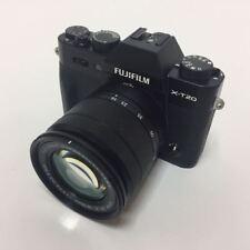 Fujifilm X-T20 24.3 MP Cámara LCD de 3 pulgadas con XC 16 - 50 Mm-Negro-Usada MK II
