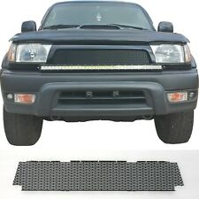 CCG FLAT BLACK PRECUT MESH GRILL INSERT FOR A 1996-98 TOYOTA 4RUNNER GRILLE NEW