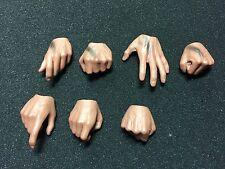 Hot Toys mms276 Commando John Matrix  Arnold Schwarzenegger 1/6 Hands