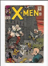 X-MEN #11 ==> GD+ 1ST APPEARANCE OF THE STRANGER MARVEL COMICS 1965