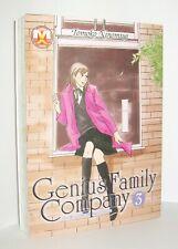 GENIUS FAMILY COMPANY - VOL. 3 - THE SPECIAL VERSION - TOMOKO NINOMIYA - MANGA