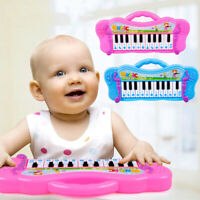 HK- Portable Children Electronic Music Keyboard Piano Musical Early Educational