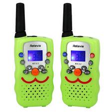 Retevis RT-32 Kinder Spielzeug Walkie-Talkie PMR446 0.5W 8 Kanäle Handfunkgerät