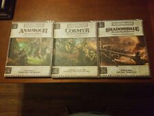 Dungeons And Dragons Forgotten Realms Anauroch, Cormyr & Shadowdale Module Set