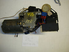Mercedes-Benz W140 300SE S500 W126 300SD sun roof motor with relay 124 821 00 47