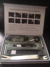 10PCS Professional Auto Radio DVD GPS Door Light Removal Kit Tools Fit Any Car
