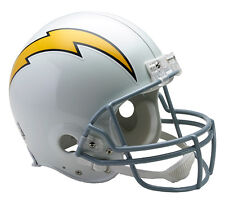 SAN DIEGO CHARGERS (1961-73 Throwback) Riddell Full-Size Authentic Helmet
