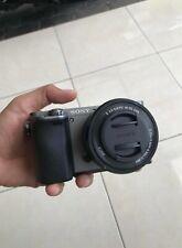 Sony Alpha A6000 24.7 inch Mirrorless Digital Camera - Grey (SC 3,648)
