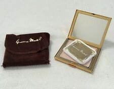 VINTAGE GERMAINE MONTEIL SHEER SUPERGLOW GOLDEN NUGGET COMPACT  ~ NEW