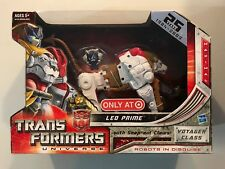 Transformers Universe Leo Prime only at Target action figure New Sealed 2009