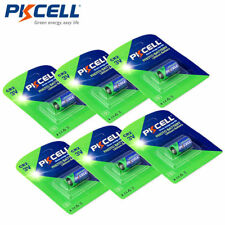 6 X PKCELL CR2 3V 850mAh Photo CR15H270 15270 Lithium Non-rechargeable Battery