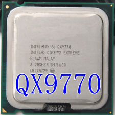 Intel Core 2 Extreme QX9770 3,2 GHz SLAWM LGA 775 Prozessor  CPU Quad-Core