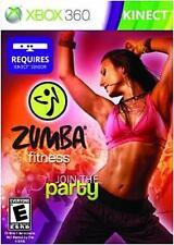 Jeux vidéo pour la Party et Kinect