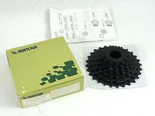 Suntour Cassette SR 7 Speed 12-14-16-18-21-24-28 For Shimano Vintage Bike NOS