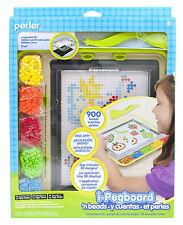 I-Pegboard 'N Beads Fused Bead Kit EK SUCCESS Kids Craft Beads NEW 80-54147