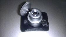"Pan Tilt Swivel Flat Adhesive Camera Mount 1/4""-20 for Contour Roam Drift hd170"
