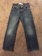 Boys Levis 505 Jeans Size 8 Slim W 22 L 22 NWOT