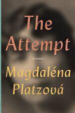 Attempt by Magdaléna Platzová (2016, Paperback)