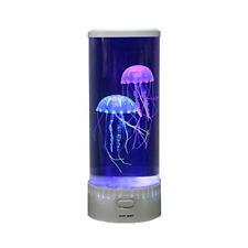 Round Jellyfish Mood Lamp with 5 Color Settings- Playlearn USA