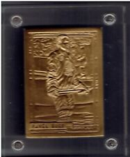 Highland Mint Pavel Bure 1992 Topps Bronze Card Limited to 2500