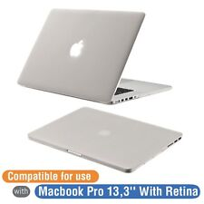 Macbook Pro 13.3'' with Retina Display Protective SnapShell Hard Case by Orzly