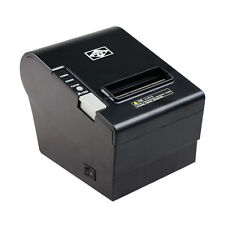 A-80USH Aibao USB 80mm POS 576 Line Thermal Receipt Printer with free paper roll