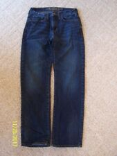 Men's American Eagle jeans Size 28/32 Original Straight 100% cotton 5 pkt