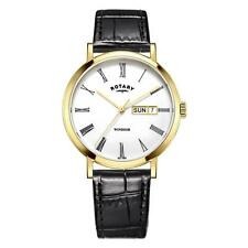 Men's Dress/Formal Polished Wristwatches with 12-Hour Dial